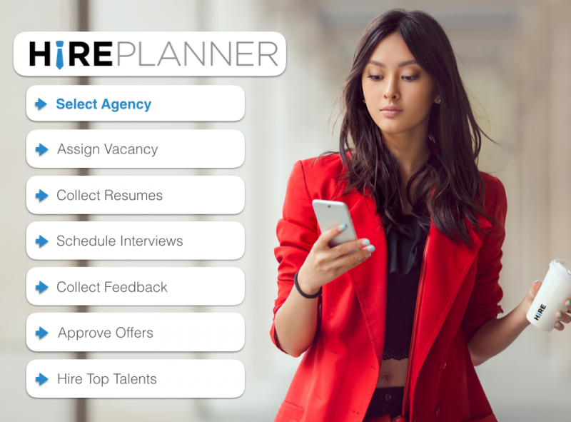 HirePlanner launches new Agency Management System