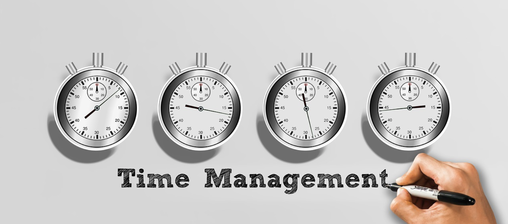 How to manage your time more efficiently?