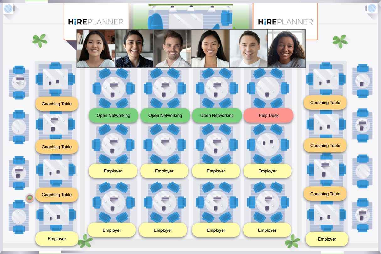 HirePlanner Launching its new Virtual Career Event Service for Japan