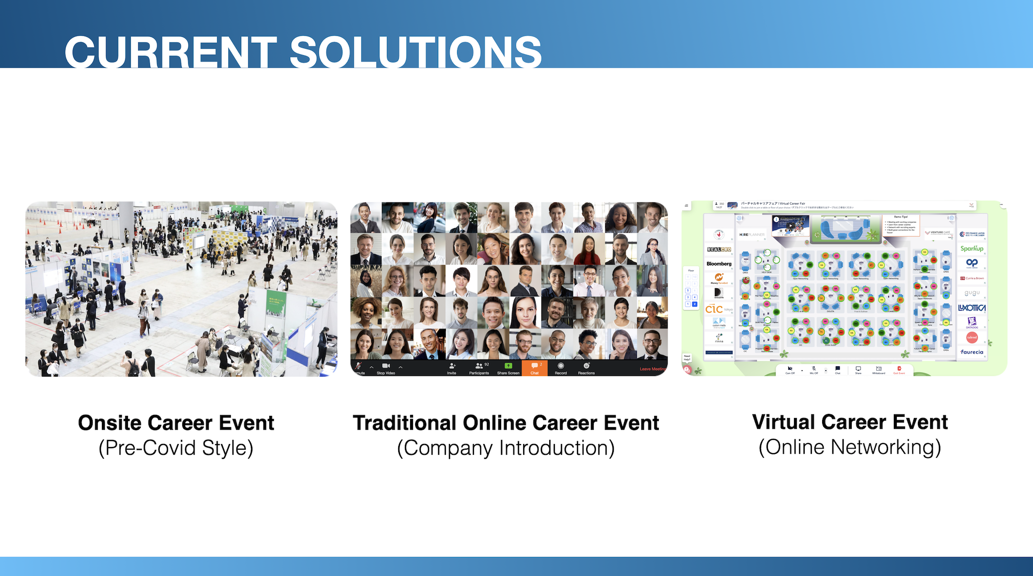 Japan HR Event – How to attract talent at Virtual Career Events (Video)